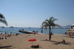 Op zoek naar campings op Antibes? Bekijk camping Les Frenes