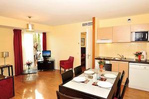 Op zoek naar appartementen op Antibes? Bekijk appartement Odalys City Antibes Olympe