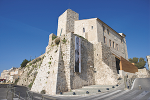 Picasso museum oftewel Chateau Grimaldi in Antibes